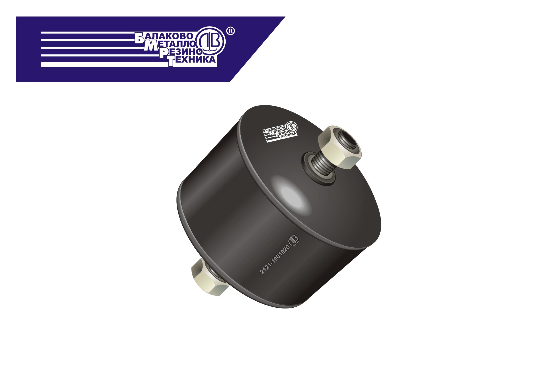 2121–1001020ЛВ Подушка опоры двигателя в сборе