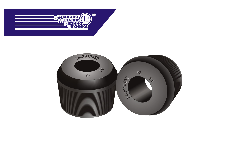 24-2915432ЛВ Втулка амортизатора нижняя