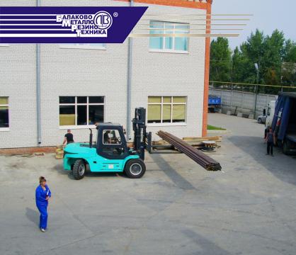 Автопогрузчик 10-тонник / Работа в Балаково на производстве БМРТ